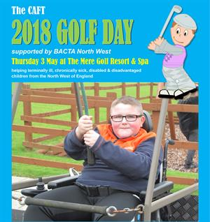 Golf Day Help To Raise Money For The Chairman S Charity
