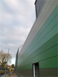Sheeting + Cladding - Acton TMU - TAC Projects