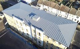 Single Ply Roofing - Jeffery Street - Invictus Roofing