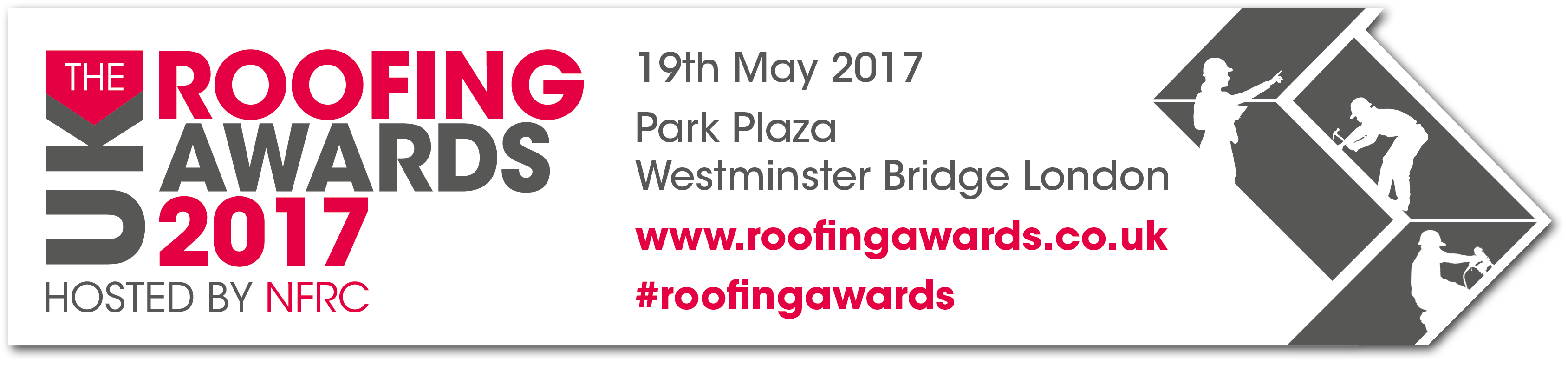 Roofing Awards Banner