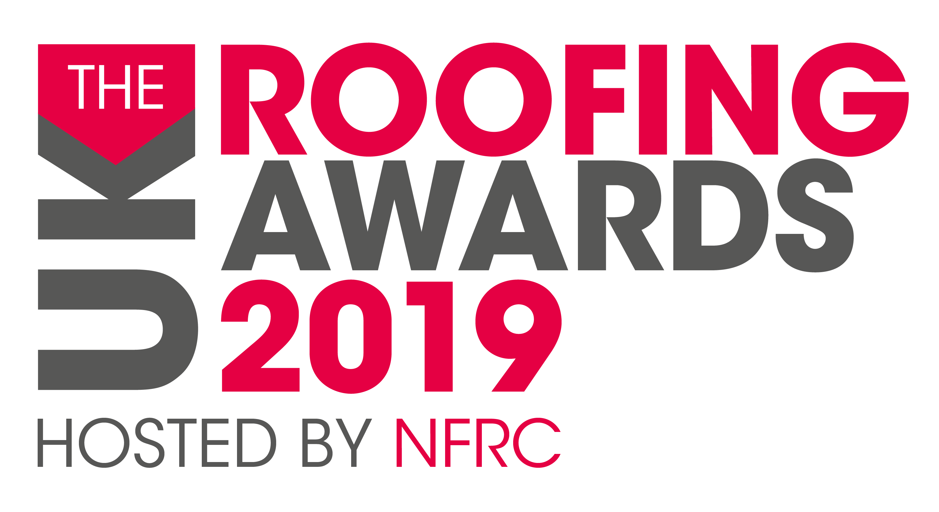 UK Roofing Awards 2019 Logo
