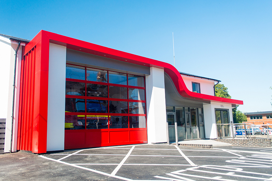 Hungerford Fire Station