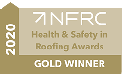 Health and Safety in Roofing GOLD 2020