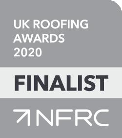 UK Roofing Awards 2020 FINALIST