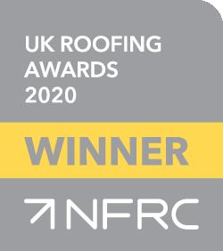 UK Roofing Awards 2020 WINNER