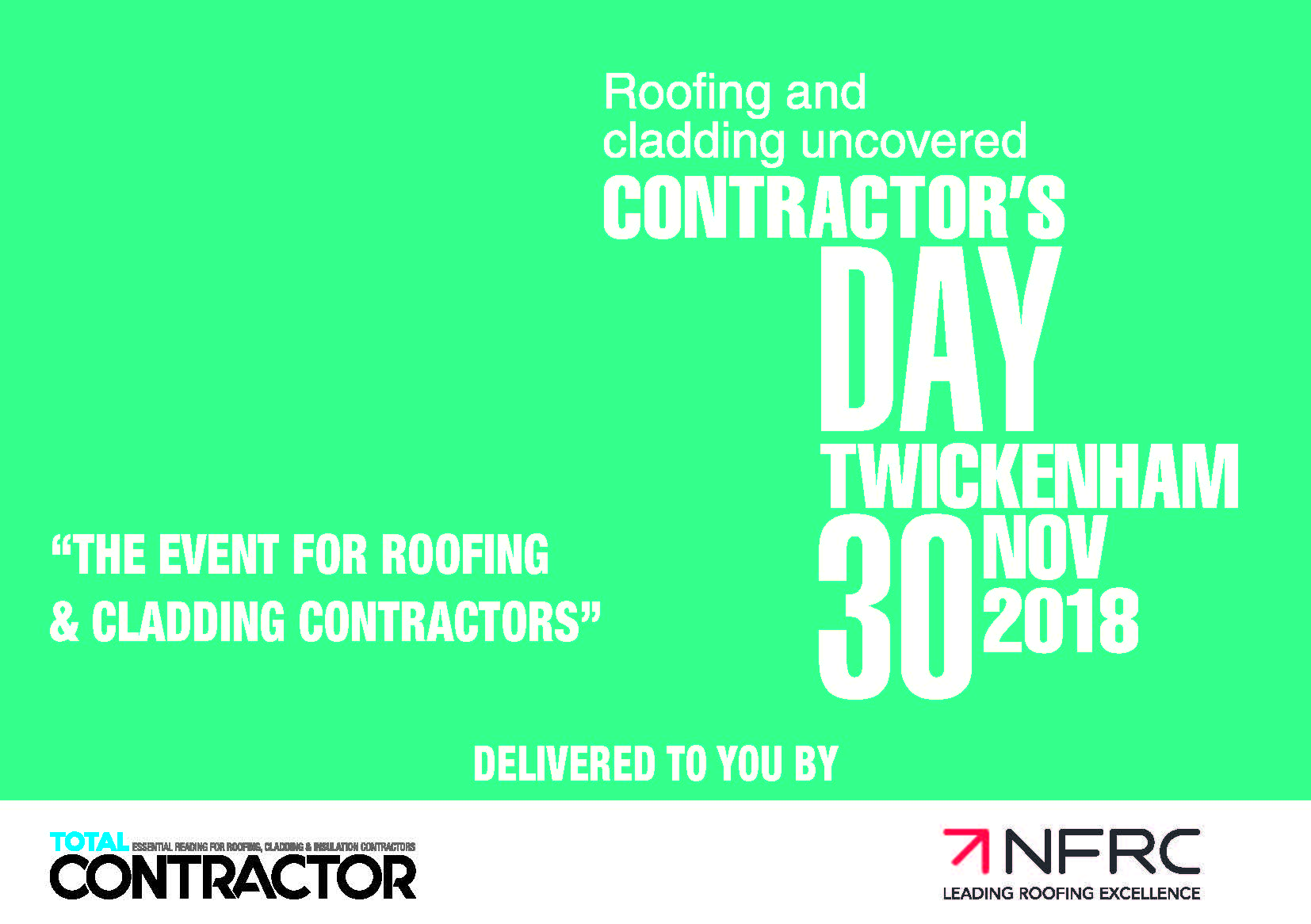 Contractors Day Media Pack