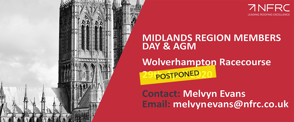 Midlands AGM 2020 postponed