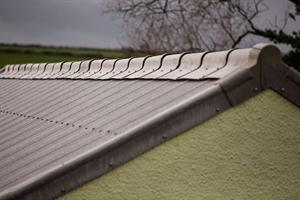 Alternative to Old Asbestos Roofs