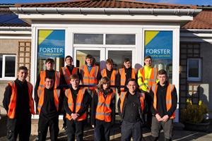 New Roofing Apprentices