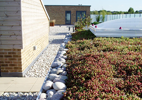For Green Roof Installations Nfrc