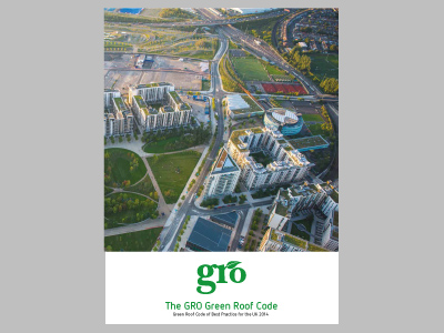 GRO, the GRO Green Roof Code
