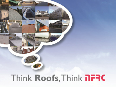 Think Roofs, think NFRC image
