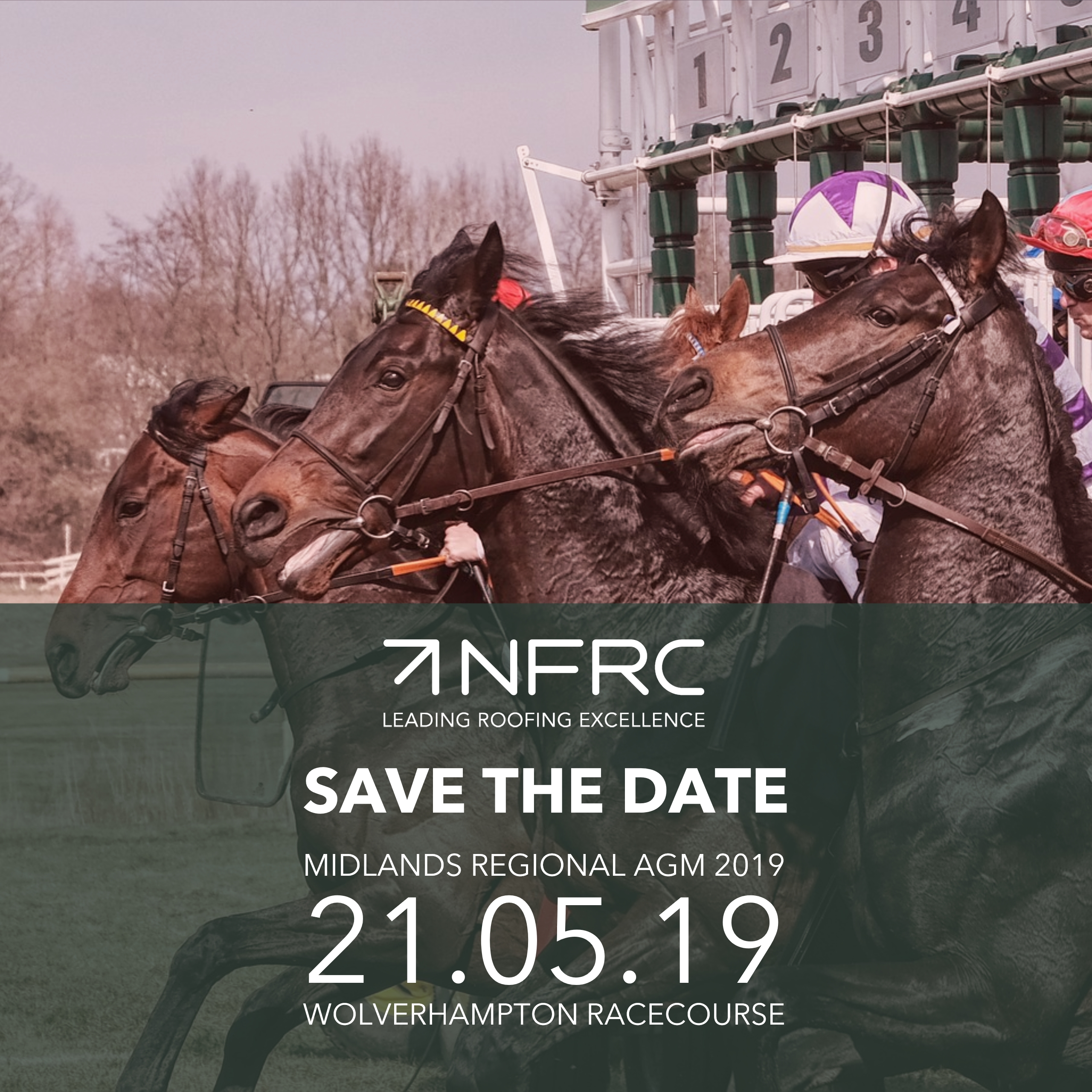 Save the Date Midlands